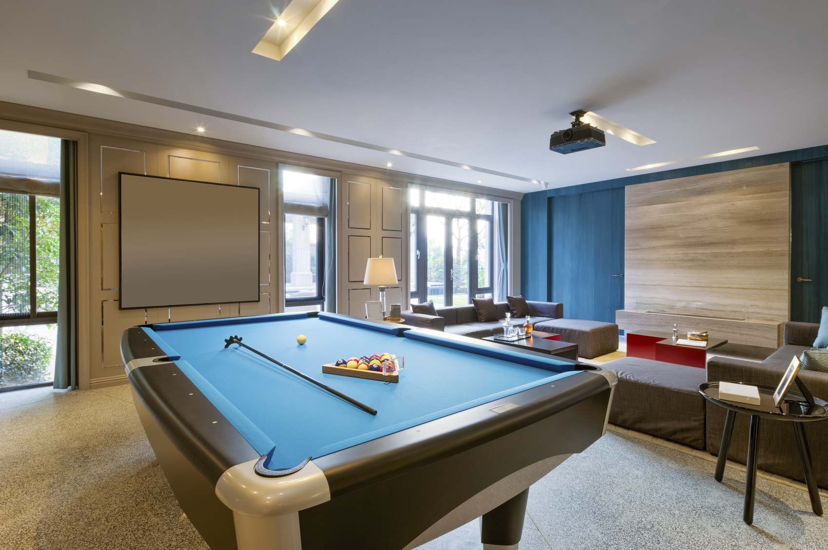 How to Create a Modern Man Cave